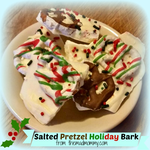 This super simple holiday bark recipe only takes about 5 minutes to set up, but it sure to please anyone that you serve it to. Please enjoy!