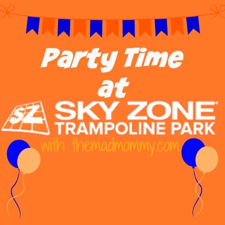 Our 9 year old had the pleasure of having his birthday party hosted by Sky Zone in Minneapolis. This mom also had the pleasure of enjoying a stress-free Sky Zone birthday party! Let me show you what I mean.