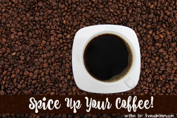 Do you love experimenting with coffee? I'm curious to know what other additions you have been using in your favorite drink.