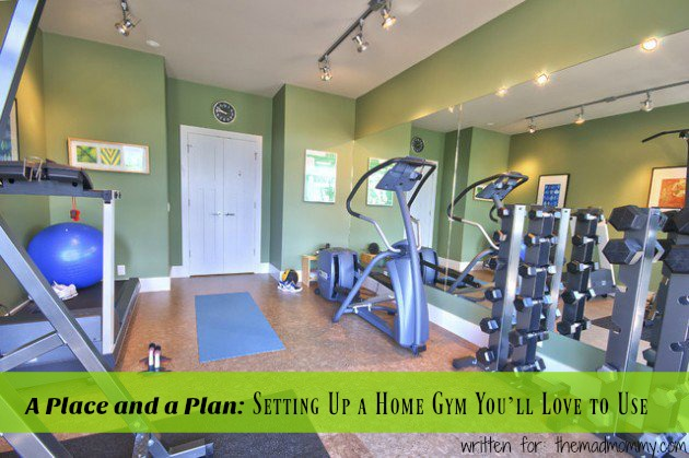 Setting up the perfect home gym that you will love to use