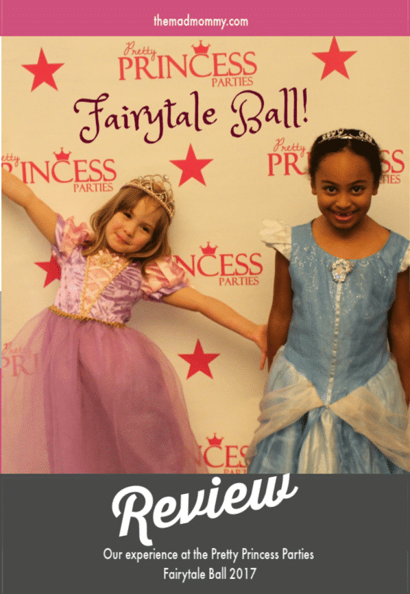 We all remember magical moments from our childhood. Moments like our first time at the circus, a big vacation or even something as simple as meeting a favorite character from stories that we love. Well, thanks to Pretty Princess Parties, I got to give a magical moment to my daughter and niece when I took them to the Twin Cities Fairytale Ball!