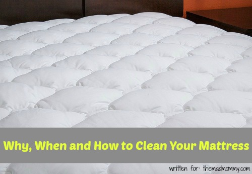 Sleep Hygiene Why When and How To Clean Your Mattress