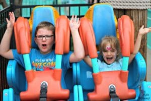 My kids always have a ton of fun on all of the great rides at Valleyfair!