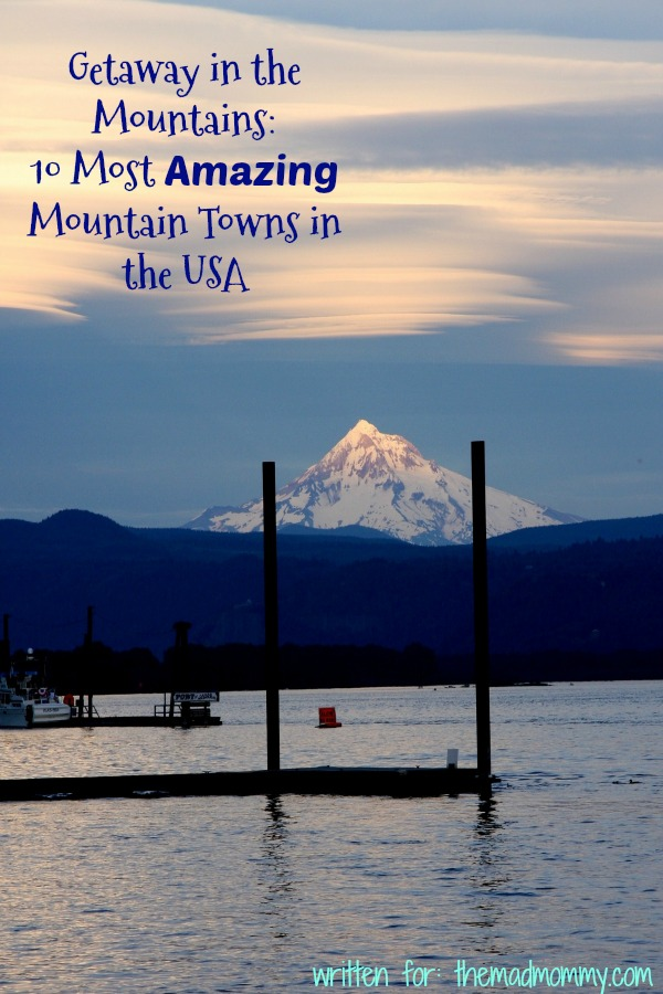 Escape into fresh air at an alpine village where natural beauty, cultural festivities, and outdoor recreation are all within walking distance. Start planning your next vacation to one of these 10 amazing mountain towns.