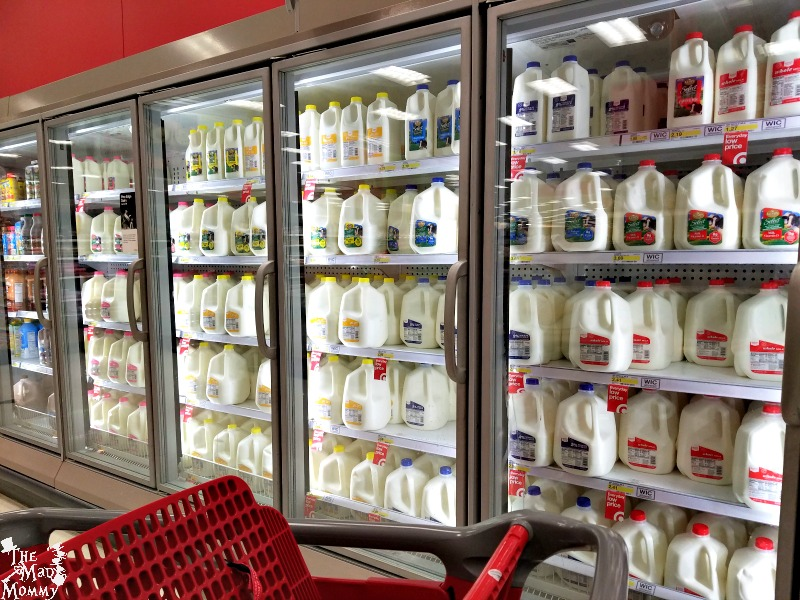 I grew up spending the summers and weekends on our family's dairy farm, so I grew up with an understanding of how important and nutritious milk is.