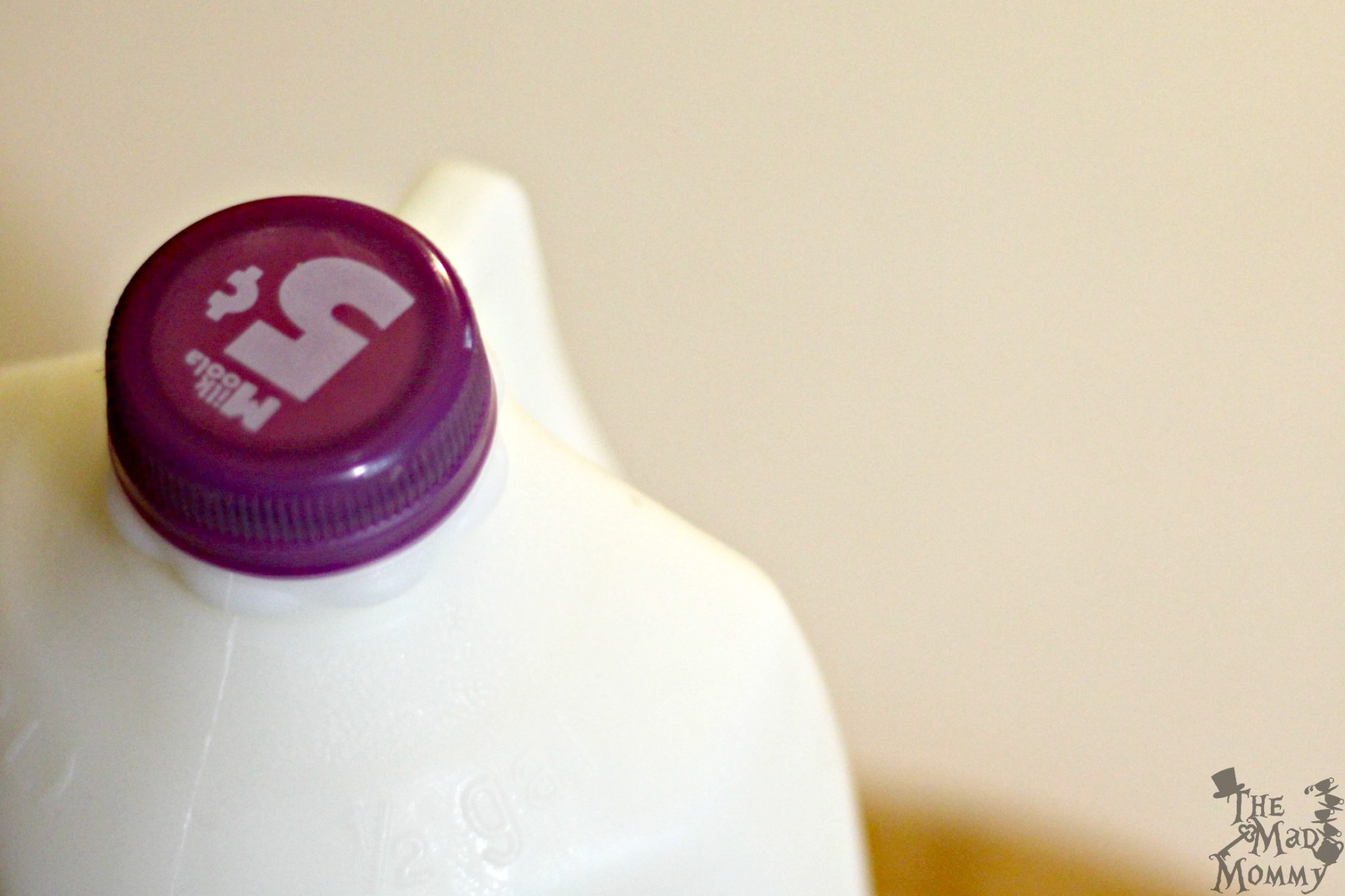I don't think there is a day that goes by where we don't use milk. Whether it is on our cereal, in our mac and cheese or if we are just pouring a nice tall glass to drink!