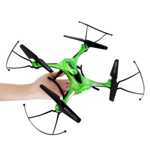 """Drones are all the rage right now and this RC Quadcopter will have your kid screaming, """"THANK YOU!""""."""