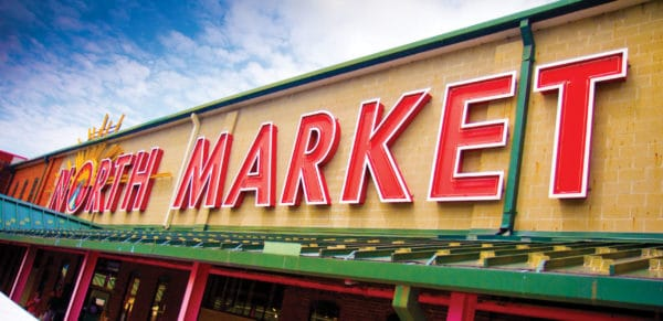 Central Ohio's authentic public market. Since 1876 our merchants and farmers have loyally served the community and its visitors.
