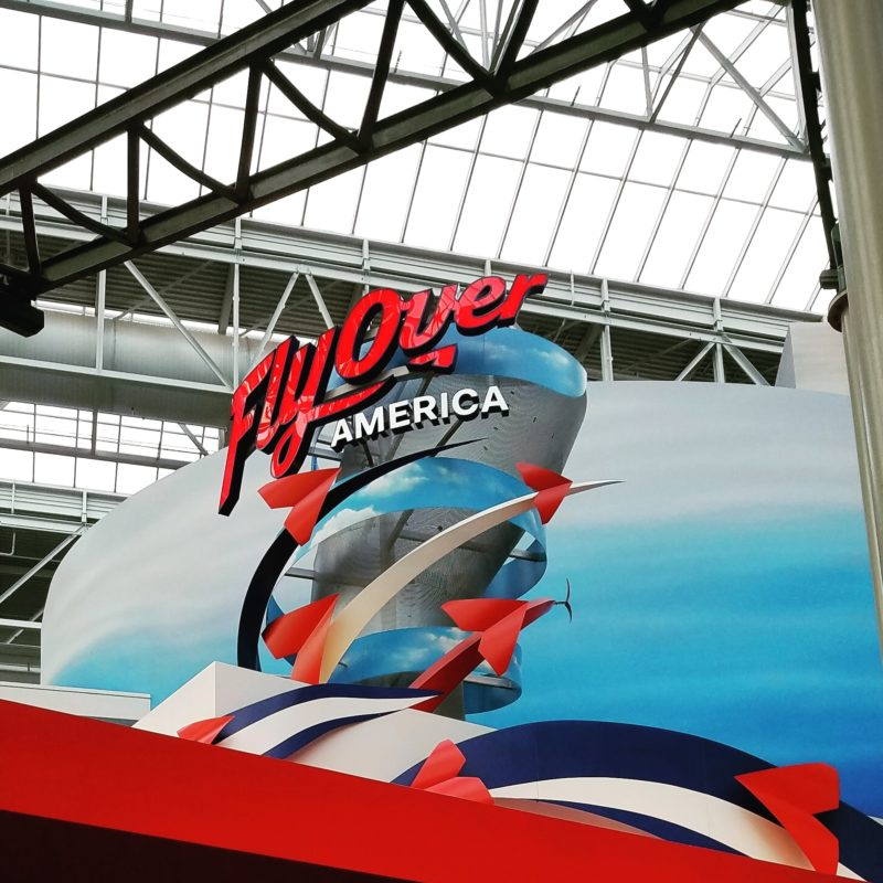 Have you ever wished that you could fly over Niagara Falls or soar through the Rocky Mountains? If you have, Flyover America at Mall of America is the perfect attraction for you!