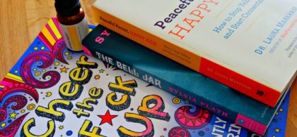 I am naturally a negative person. I seem to have issues, that stem from my childhood, that are often hard for me to look past. I have tried taking the advice of friends and family, in order to change my perspective, but it hasn't been successful. Now, I am turning to books. Here are 4 books that I am reading to change my perspective.