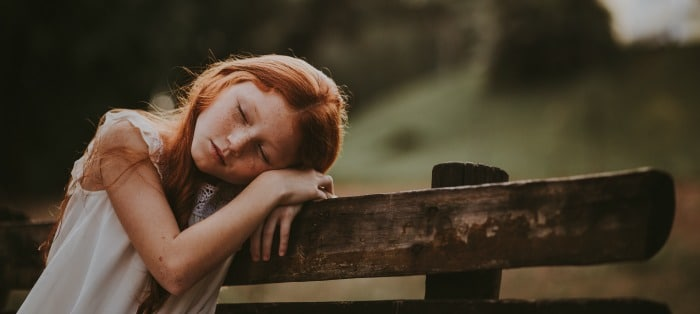 Problems falling asleep and frequent waking during the night are also sleep issues children with Autism face.