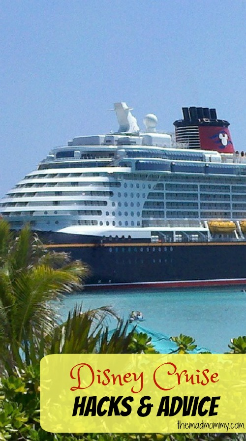 """Disney cruises are famous around the world for their customer service. Add to that amazing ports of call and signature experiences, and you have the makings of an unforgettable experience. Many aspects of a Disney cruise are similar to those of other cruises. However, there are differences, so it helps to be """"in the know"""" before you embark. Here are some great Disney Cruise hacks and a little good advice!"""