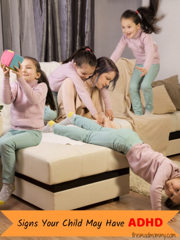 It is normal for your child to have periods of being hyper, and to not want to pay attention to activities that they find boring. That's just part of being a child. But a lot of parents miss the signs of ADHD and hyperactivity in their child because they pass off this behavior as them being a difficult child and don't think about their mental health.