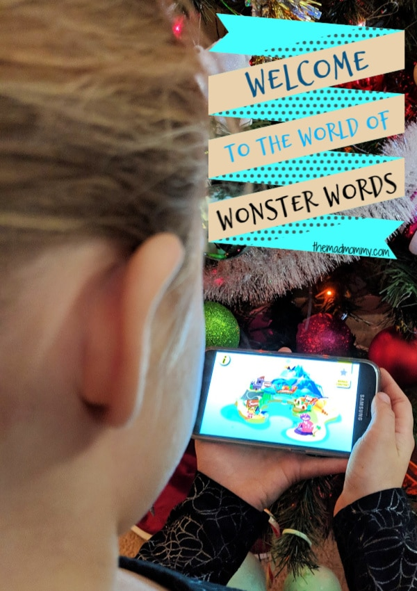 Inspired by Sesame Street, Wonster Words is an award-winning iOS & Android free kids app that helps kids learn to sound out words. It introduces basic word families and the 44 most common phonemes. In Wonster Words, kids play with animated letters to put together the words.