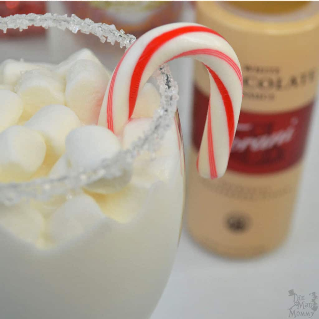 Creating holiday cocktail recipes with Torani! #SweeterTogether #Torani