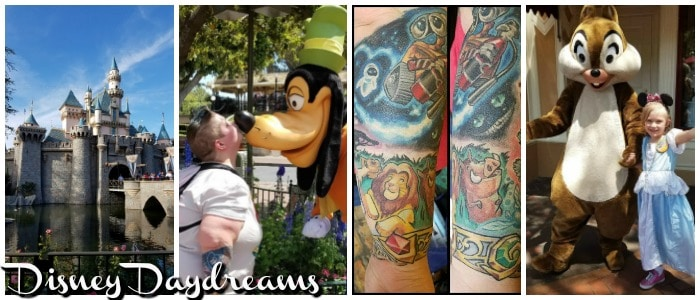 I have been living, breathing and daydreaming about Disney my entire life! I sing random Disney songs, I quote Disney movies and I, literally, wear my love for Disney on my sleeve!
