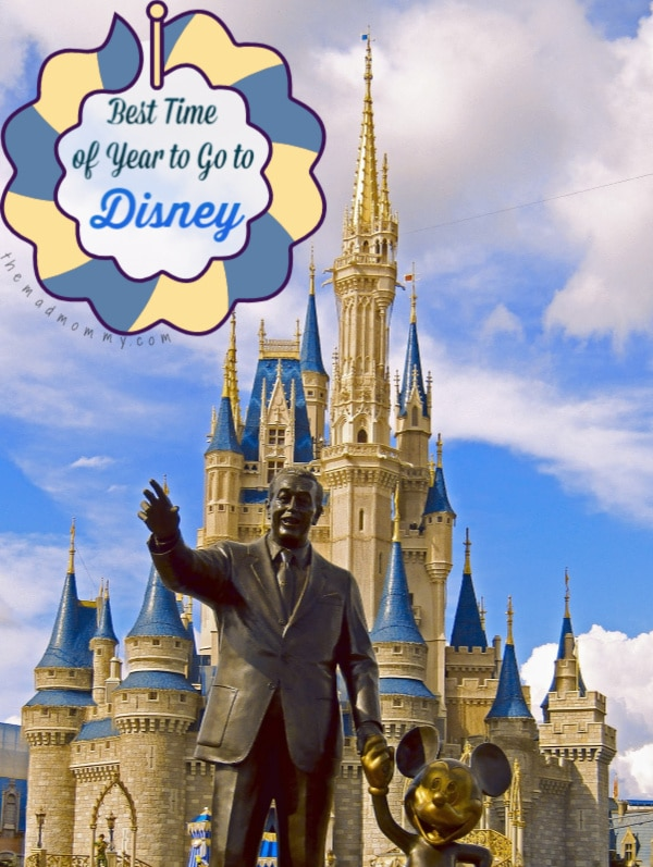 Have you ever wanted to go to Disney, but you didn't know the best time to actually go? Disney World is a very busy place, but even the Happiest Place on Earth has downtime. Keep reading to discover the best time of year to go to Disney.
