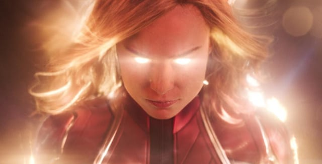 Captain Marvel goes Binary!