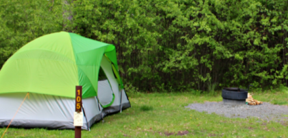 Camping with kids can either go really well or really bad. While kids do seem to enjoy the great outdoors, they can get bored from time to time and drive mom and dad crazy. If you're planning to go camping with kids and want some tips to entertain kids while camping then you've come to the right place. Today I'm featuring a few tips that will help you find easy ways to entertain kids while camping.