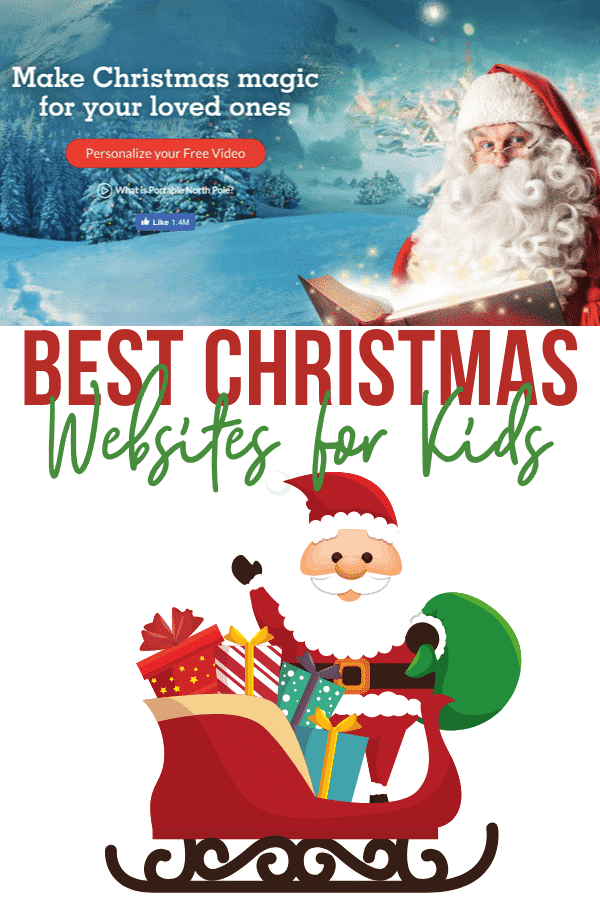 best christmas websites