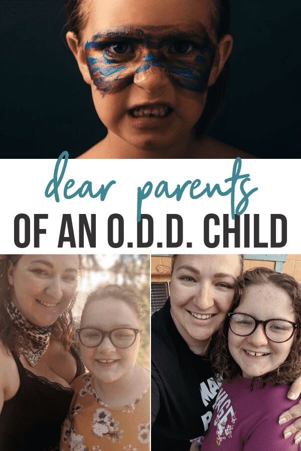 parenting a child with odd