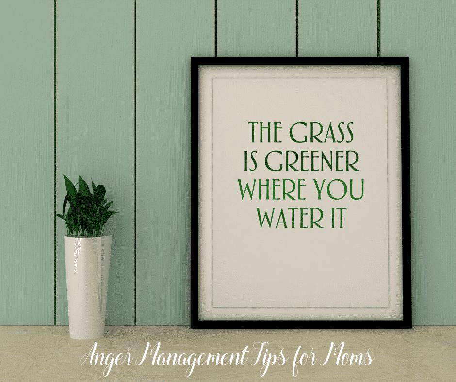 anger management tips for moms