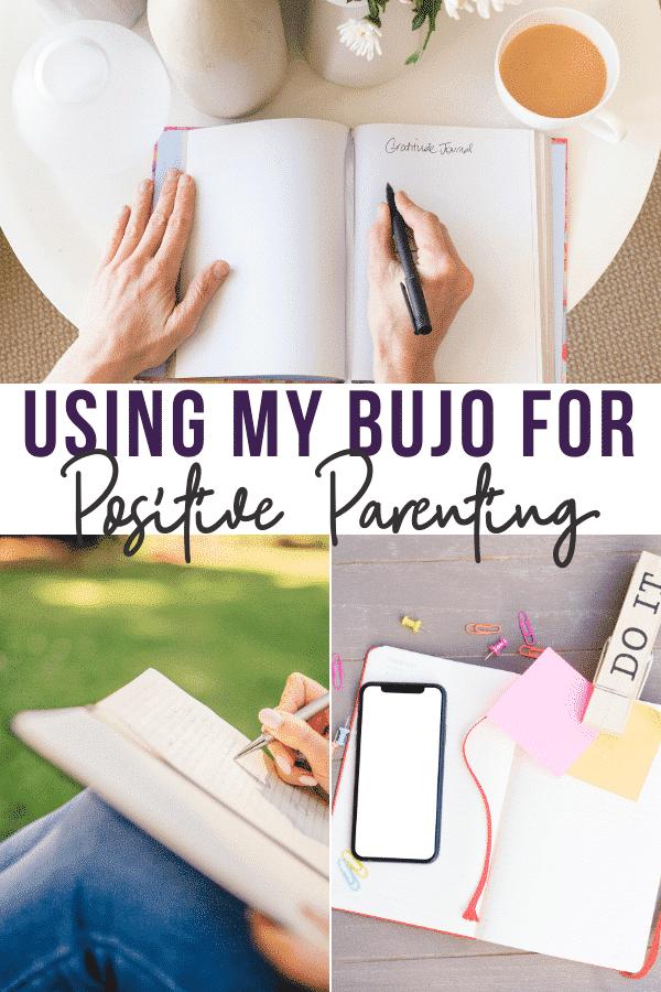bullet journaling for moms