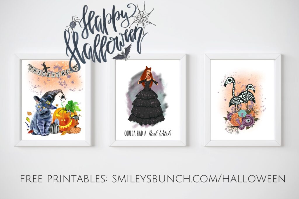 halloween printable freebies