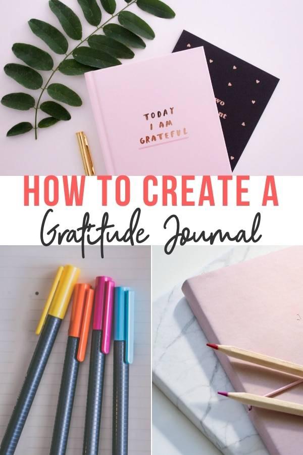 how to gratitude journal