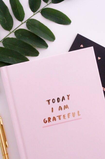 how to start a gratitude journal