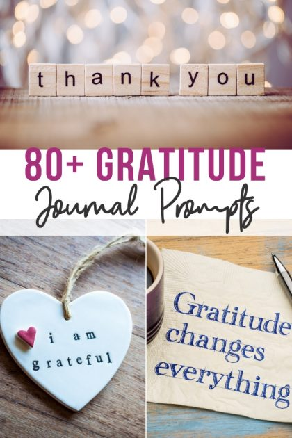 journal prompts gratitude