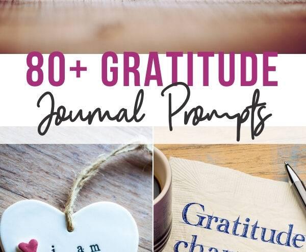 journal prompts gratitude