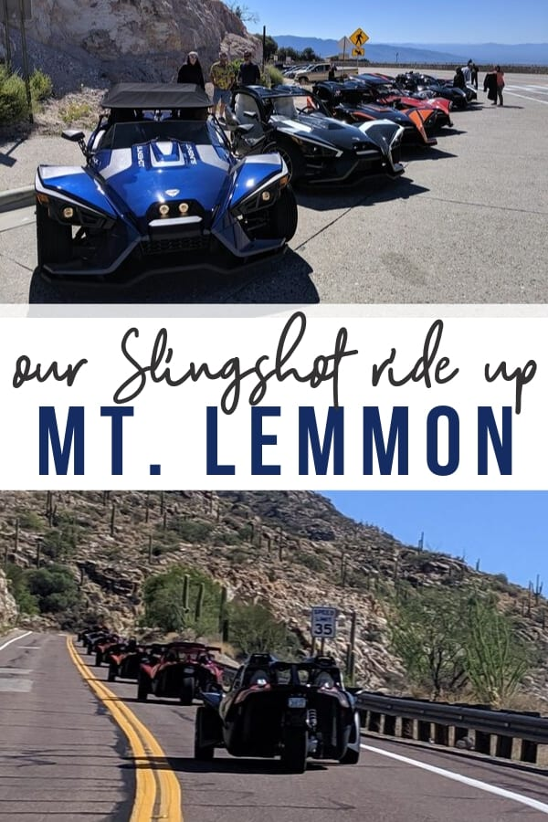mt lemmon slingshot ride