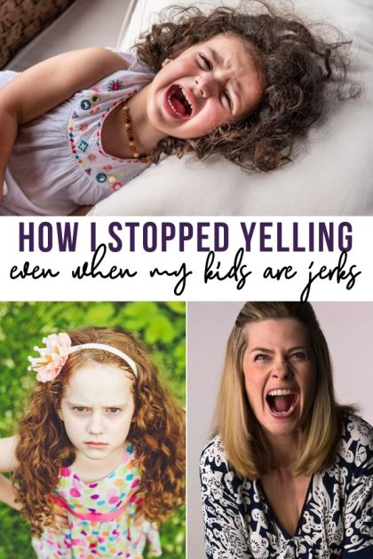 ways to stop yelling