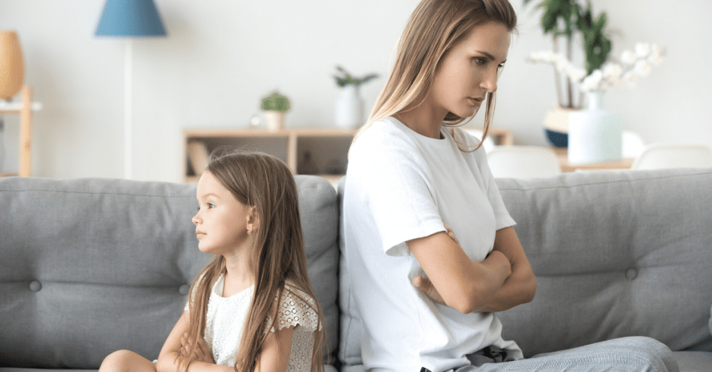apologizing to your child