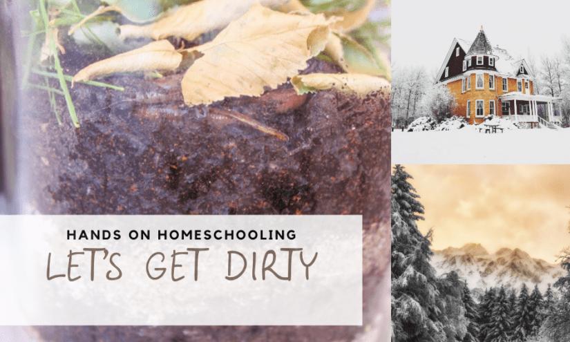 hands on homeschooling