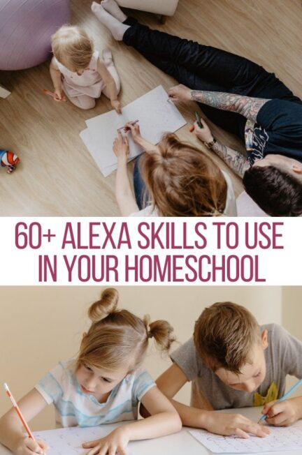 1 Week Science Homeschooling Lesson Plan with printable resources