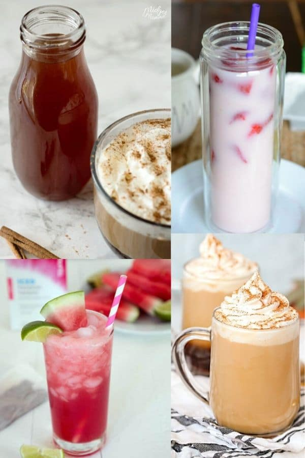 starbucks drinks at home