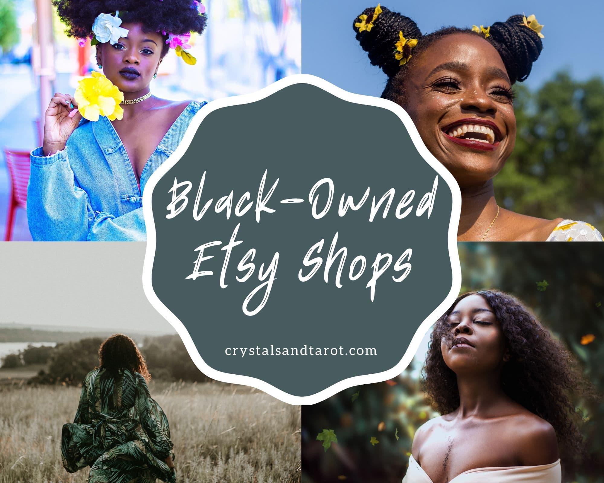 black owned etsy shops