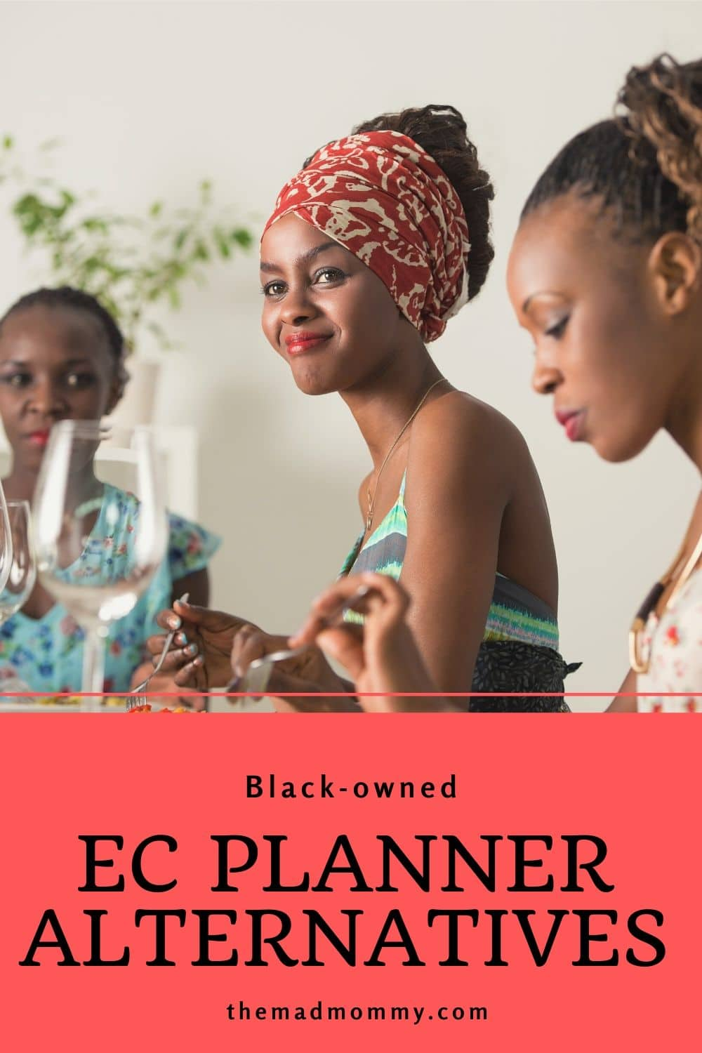 black owned planners