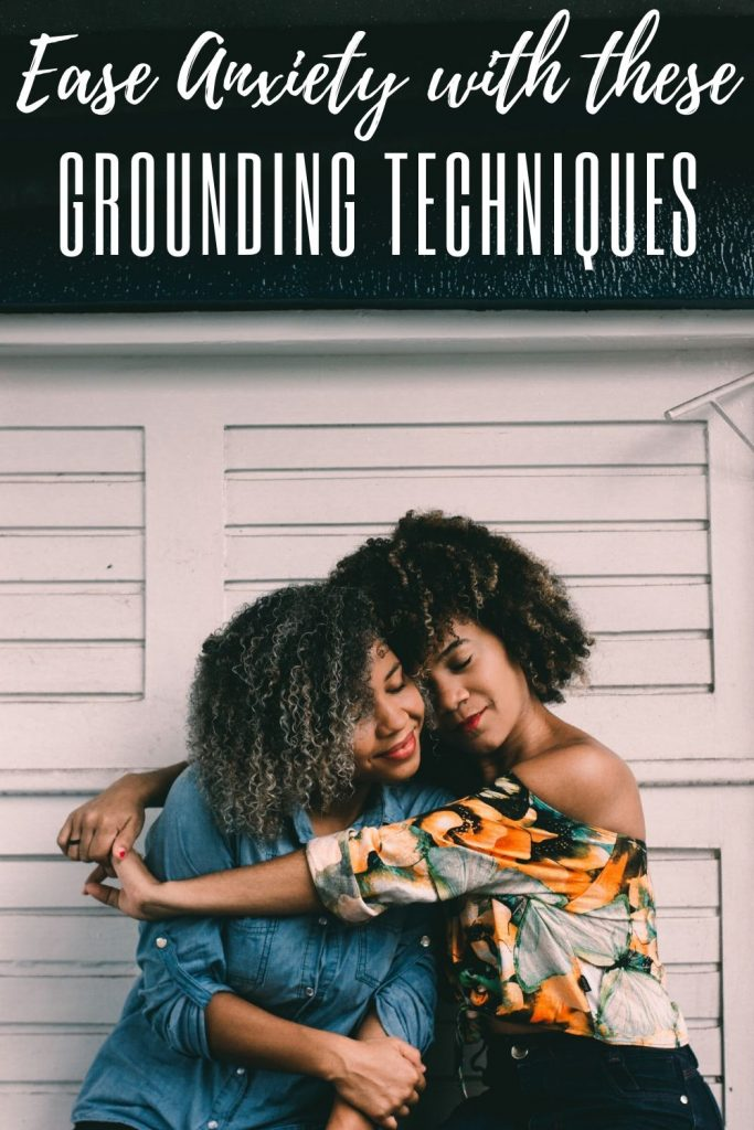 grounding for anxiety