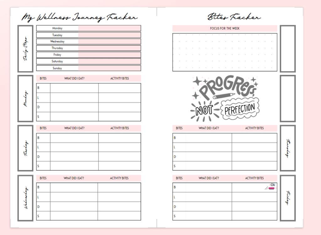 how to make a digital planner
