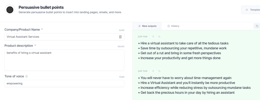 how to write blog posts faster with jarvis